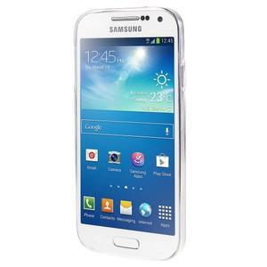 Ultratenký slim gelový obal na Samsung Galaxy S4 - galaxie - 2