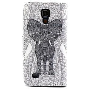 Pouzdro na mobil Samsung Galaxy S4 mini - slon - 2