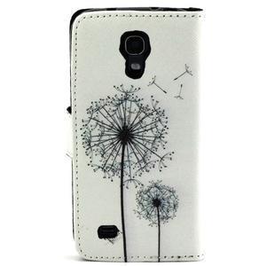 Pouzdro na mobil Samsung Galaxy S4 mini - odkvetlé pampelišky - 2