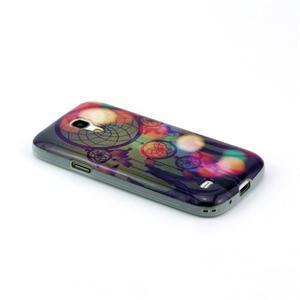 Stylish gelový obal na mobil Samsung Galaxy S4 mini - lapač snů - 2