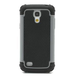 Extreme odolný kryt na mobil Samsung Galaxy S4 mini - šedý - 2
