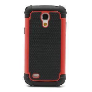 Extreme odolný kryt na mobil Samsung Galaxy S4 mini - červený - 2