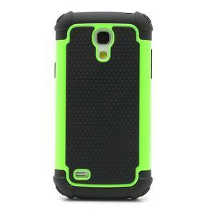 Extreme odolný kryt na mobil Samsung Galaxy S4 mini - zelený - 2