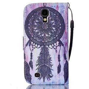 Diary peněženkové pouzdro na mobil Samsung Galaxy S4 mini - dream - 2