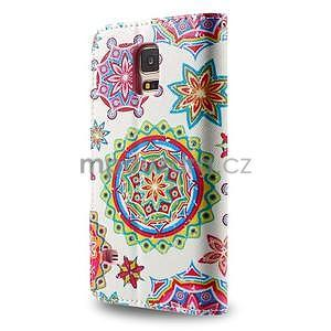 Ochranné pouzdro na mobil Samsung Galaxy S5 - mandala - 2