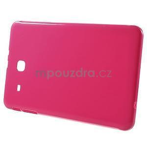 Gelový obal na tablet Samsung Galaxy Tab E 9.6 - rose - 2