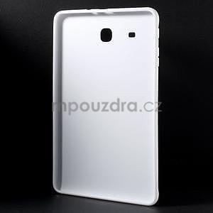 X-line gelové pouzdro na tablet Samsung Galaxy Tab E 9.6 - bílé - 2