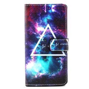 Pouzdro na mobil Sony Xperia M4 Aqua - triangl - 2