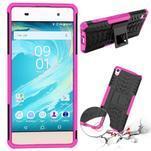 Outdoor odolný obal na mobil Sony Xperia XA - rose - 2/2