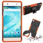 Outdoor odolný obal na mobil Sony Xperia XA - oranžový - 2/2