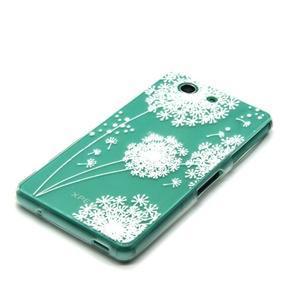 Gelový obal na mobil Sony Xperia Z3 Compact - pampelišky - 2
