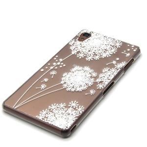 Gelový obal na mobil Sony Xperia Z3 - pampelišky - 2