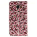 Patt peněženkové pouzdro na Samsung Galaxy A3 (2016) - růže - 2/7