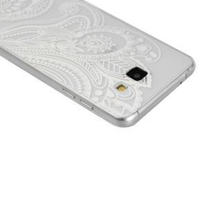 Ultratenký slim obal na mobil Samsung Galaxy A3 (2016) - stylová květina - 2