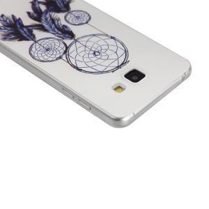 Ultratenký slim obal na mobil Samsung Galaxy A3 (2016) - campanula - 2