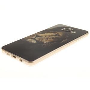 Silk gelový kryt na mobil Samsung Galaxy A3 (2016) - lev - 2