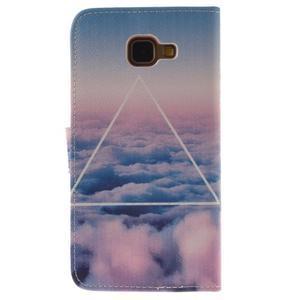 Pouzdro na mobil Samsung Galaxy A3 (2016) - cloud - 2
