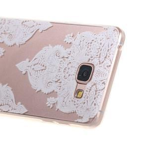 Miffs ultratenký gelový obal na Samsung Galaxy A3 (2016) - krajka I - 2
