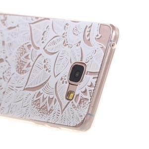 Miffs ultratenký gelový obal na Samsung Galaxy A3 (2016) - lotus - 2