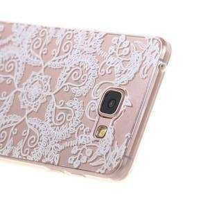 Miffs ultratenký gelový obal na Samsung Galaxy A3 (2016) - ornament - 2