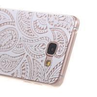 Miffs ultratenký gelový obal na Samsung Galaxy A3 (2016) - krajka II - 2/4