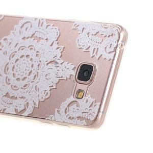 Miffs ultratenký gelový obal na Samsung Galaxy A3 (2016) - krajka III - 2