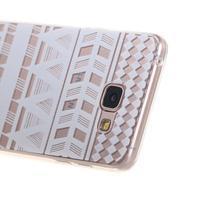 Miffs ultratenký gelový obal na Samsung Galaxy A3 (2016) - geo tvary - 2/4