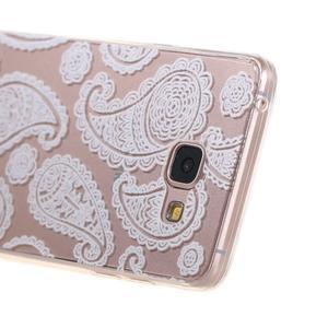 Miffs ultratenký gelový obal na Samsung Galaxy A3 (2016) - floral - 2