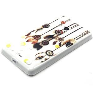 Gelový obal na mobil Microsoft Lumia 535 - dream - 2