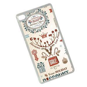 Vánoční edice gelových obalů na Huawei Ascend P8 - vánoční slevy - 2
