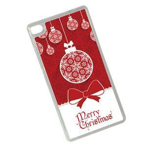 Vánoční edice gelových obalů na Huawei Ascend P8 - Veslé Vánoce - 2