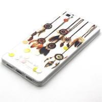 Transparentní gelový obal na Huawei Ascend P8 Lite - dream - 2/4