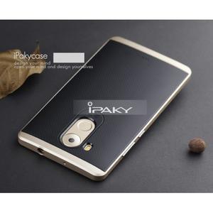 Odolný obal 2v1 s výstuhami na Huawei Mate 8 - zlatý - 2