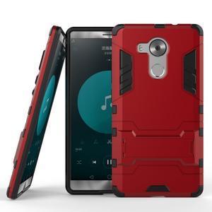 Armor odolný kryt na mobil Huawei Mate 8 - červený - 2