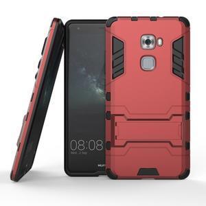 Armour odolný kryt na mobil Huawei Mate S - červený - 2