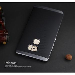 Odolný hybridní obal 2v1 na Huawei Mate S - šedý - 2