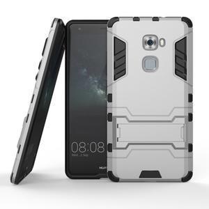 Armour odolný kryt na mobil Huawei Mate S - šedý - 2