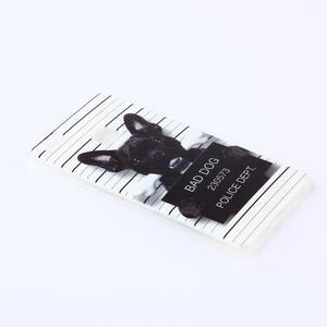 Jelly gelový obal na telefon Huawei P9 Lite - zlý pes - 2