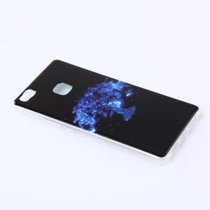 Jelly gelový obal na telefon Huawei P9 Lite - mýtický strom - 2