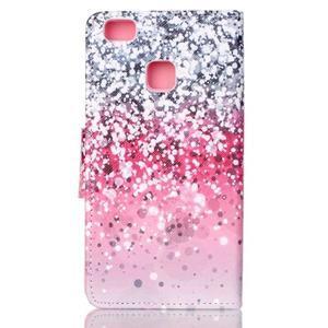 Patter PU kožené pouzdro na mobil Huawei P9 Lite - gradient - 2