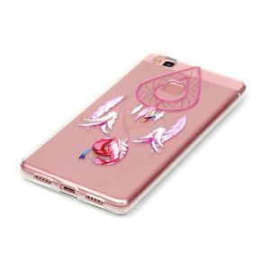 Transparentní obal na telefon Huawei P9 Lite - snění - 2