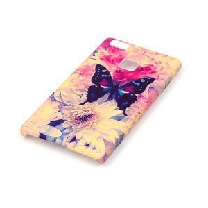 Shelly plastový obal na mobil Huawei P9 Lite - motýlek - 2