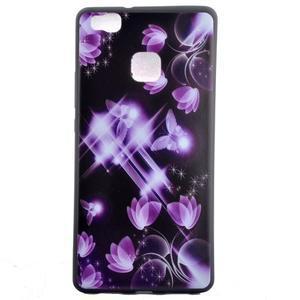 Gelový obal na telefon Huawei P9 Lite - kouzelní motýlci - 2