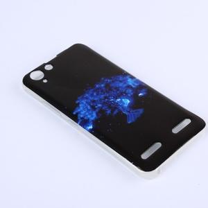 Softy gelový obal na mobil Lenovo Vibe K5 / K5 Plus - magický strom - 2
