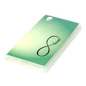 Softy gelový obal na mobil Lenovo P70 - love - 2