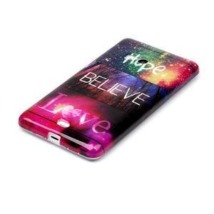 Soft gelový obal na mobil Microsoft Lumia 535 - láska - 2