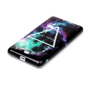Soft gelový obal na mobil Microsoft Lumia 535 - triangl - 2