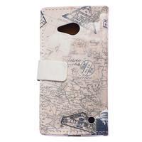 Peněženkové pouzdro na mobil Microsfot Lumia 550 - Vítězný oblouk - 2/7