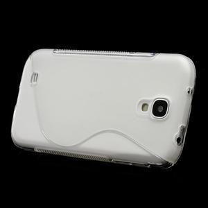 S-line gelový obal na Samsung Galaxy S4 - transparentní - 2