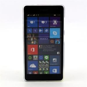 Gelový kryt na Microsoft Lumia 535 - slon - 2